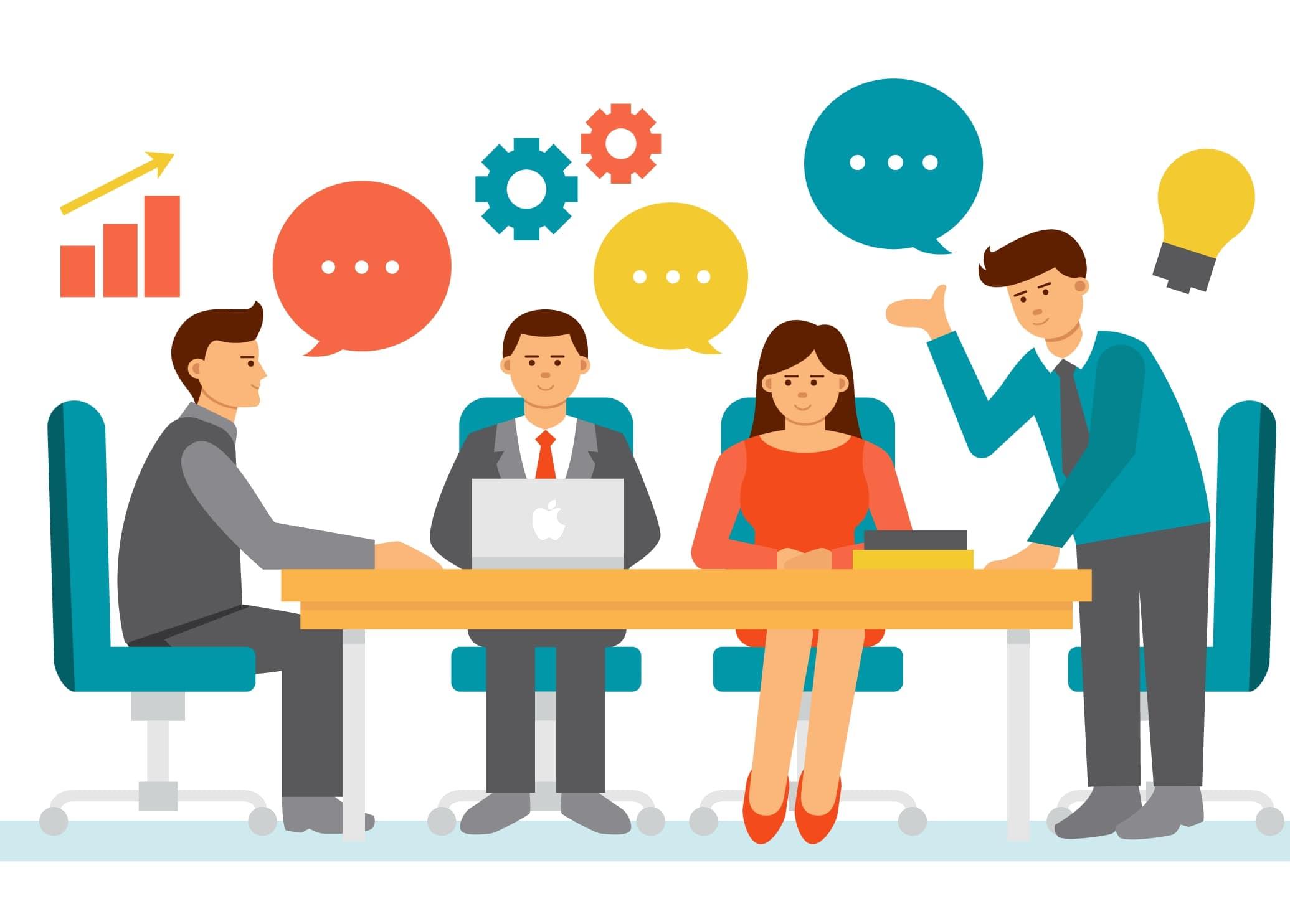 Effectief feedback geven in 4 stappen